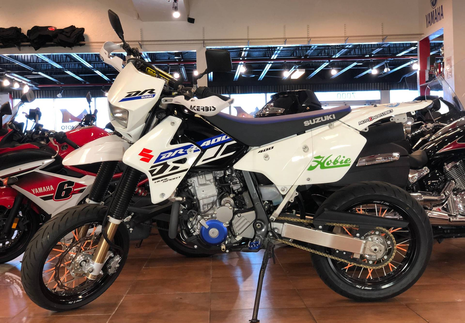 2019 Suzuki DR-Z400S in Pinellas Park, Florida - Photo 2
