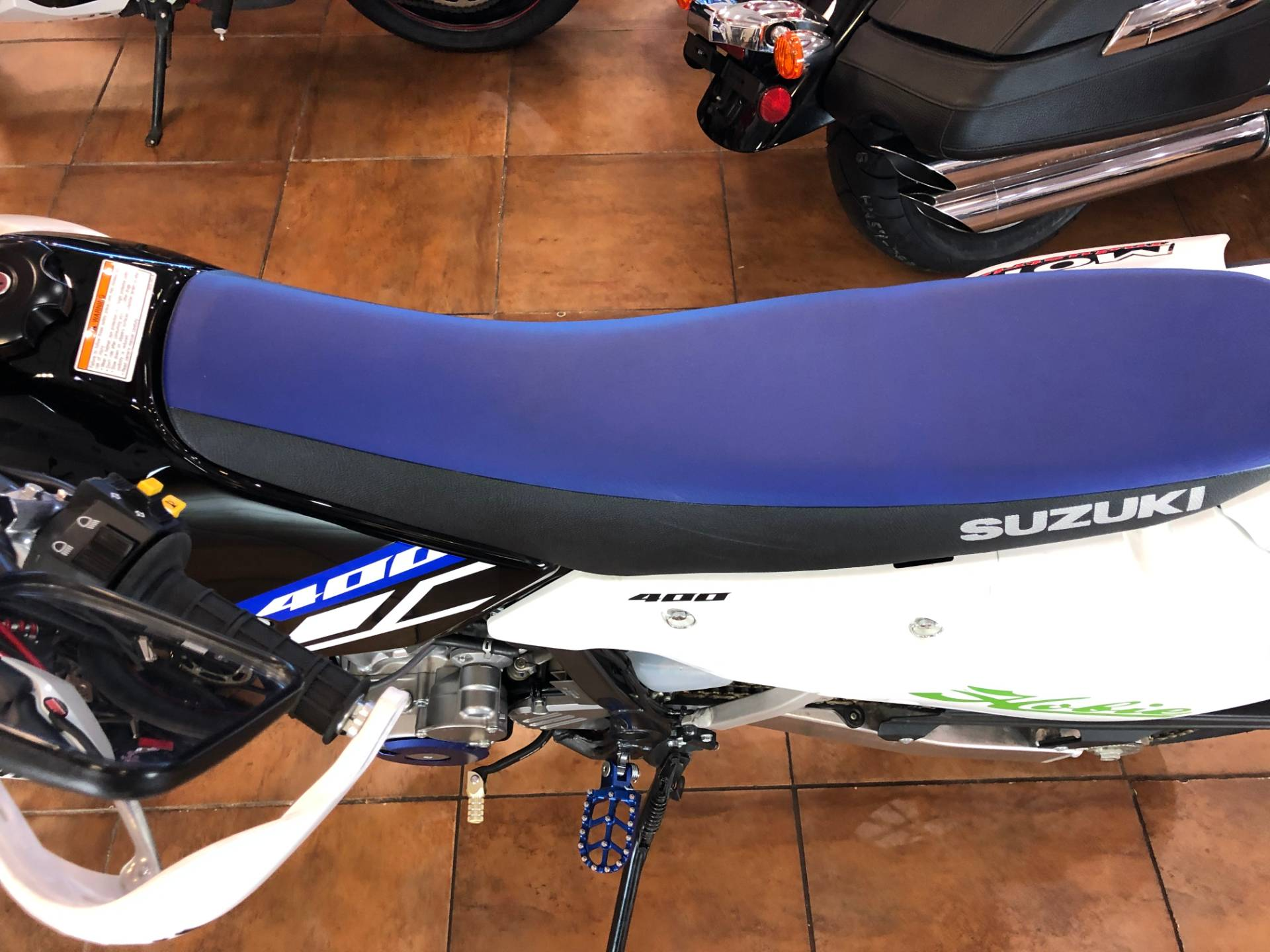 2019 Suzuki DR-Z400S in Pinellas Park, Florida - Photo 17