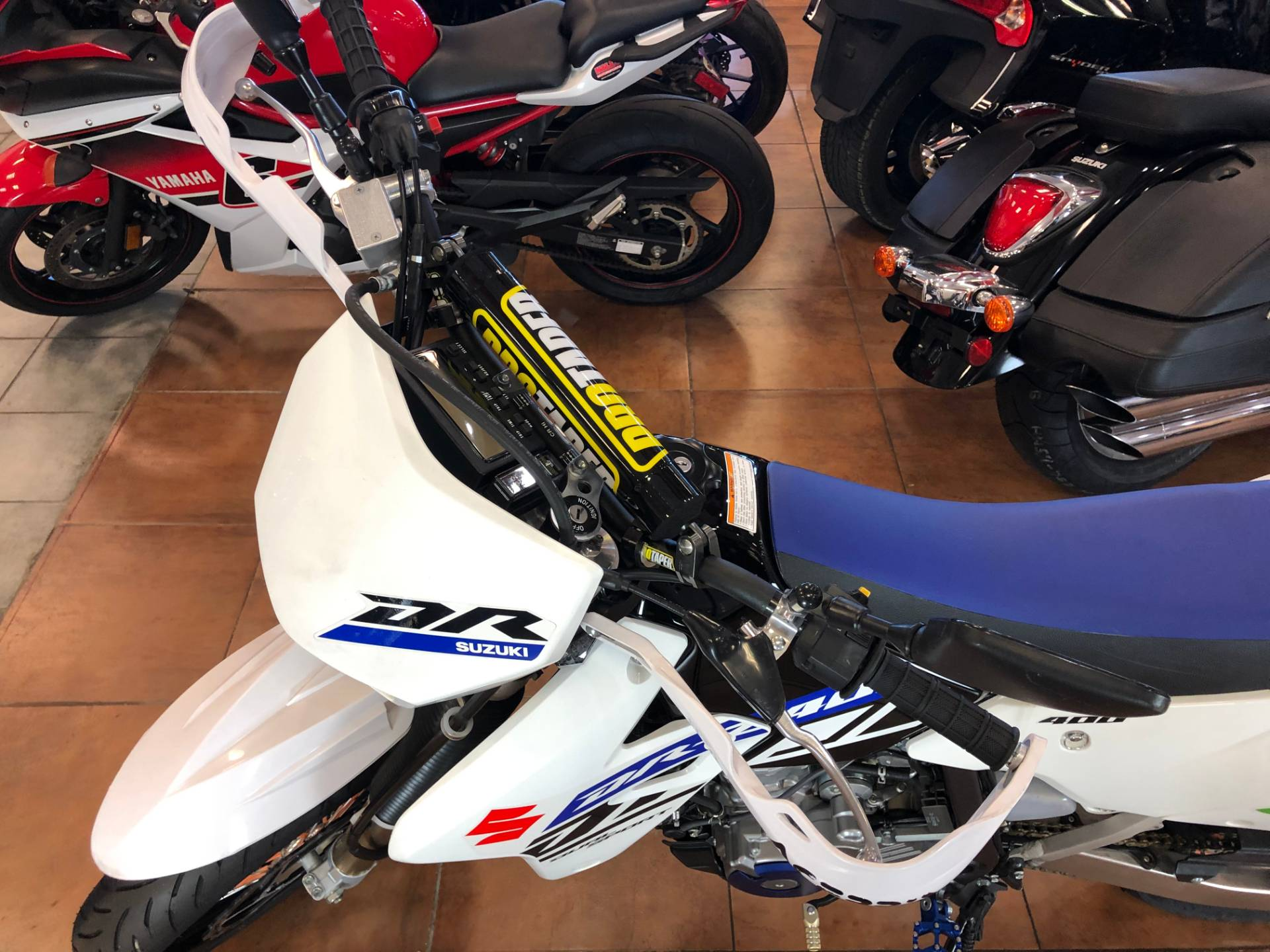 2019 Suzuki DR-Z400S in Pinellas Park, Florida - Photo 16