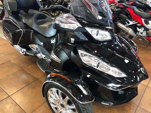 2016 Can-Am Spyder RT-S SE6 Limited in Pinellas Park, Florida - Photo 5