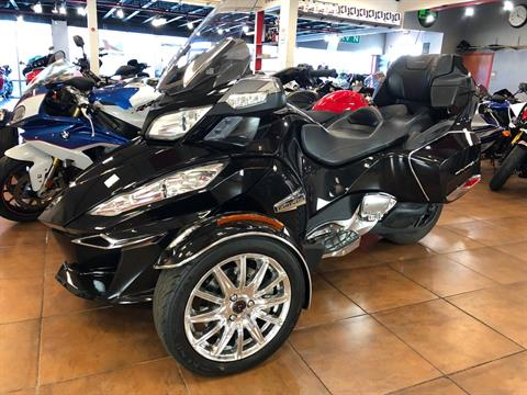 2016 Can-Am Spyder RT-S SE6 Limited in Pinellas Park, Florida - Photo 12
