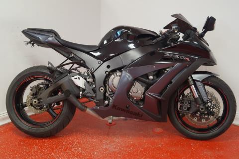 2012 Kawasaki Ninja® ZX™-10R ABS in Pinellas Park, Florida