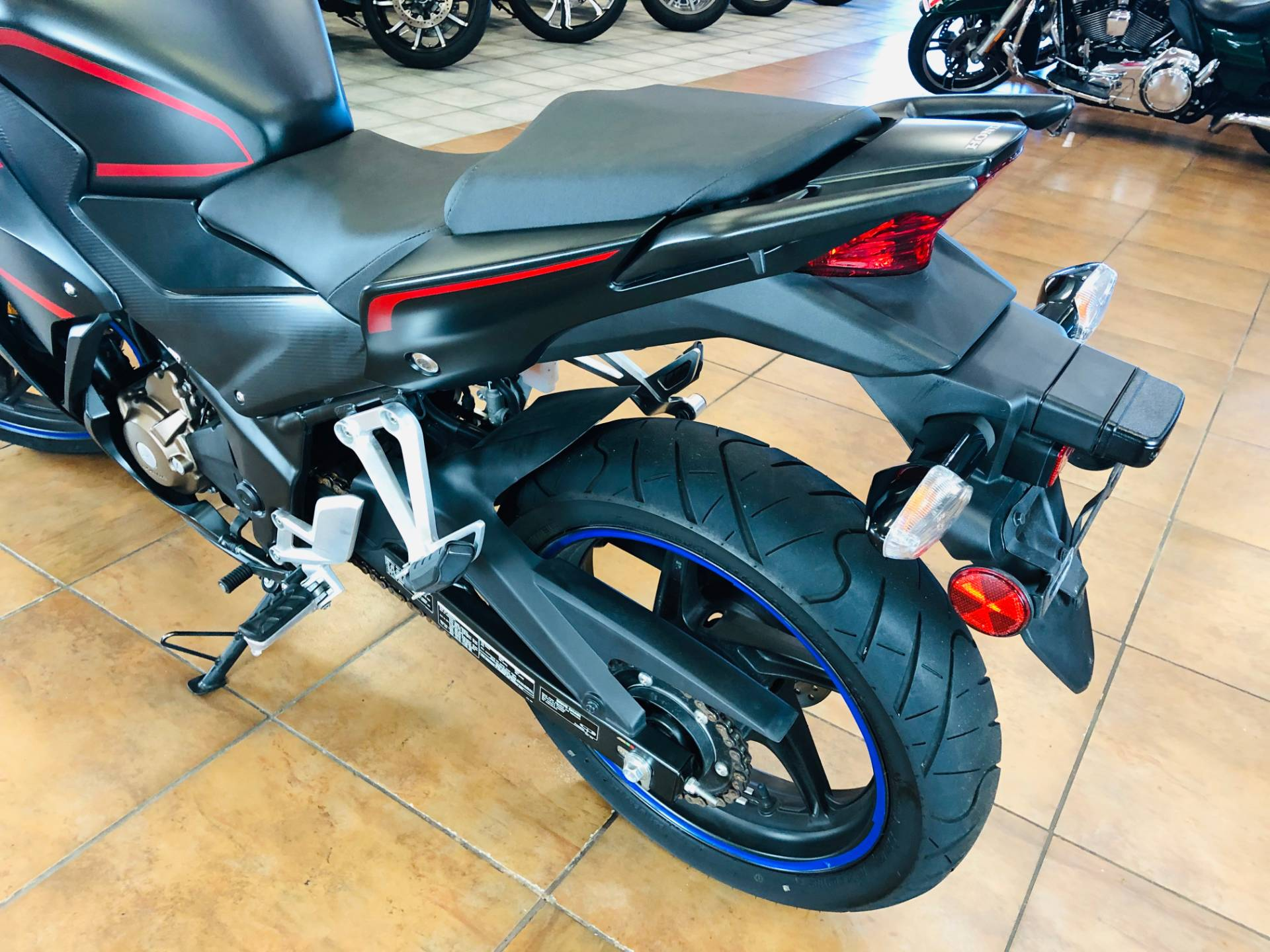 2018 Honda CBR300R in Pinellas Park, Florida - Photo 15