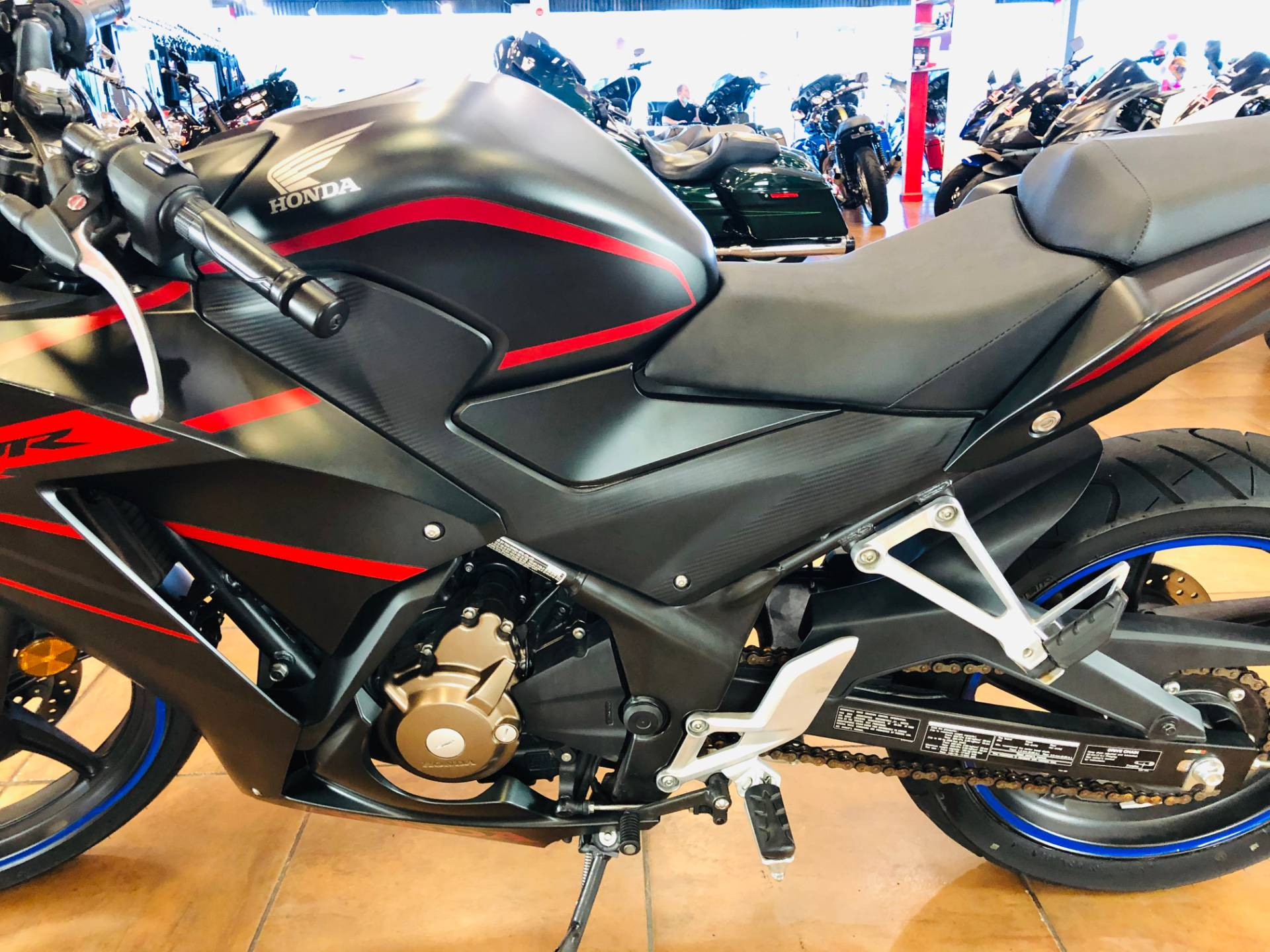 2018 Honda CBR300R in Pinellas Park, Florida - Photo 14