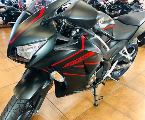 2018 Honda CBR300R in Pinellas Park, Florida - Photo 13