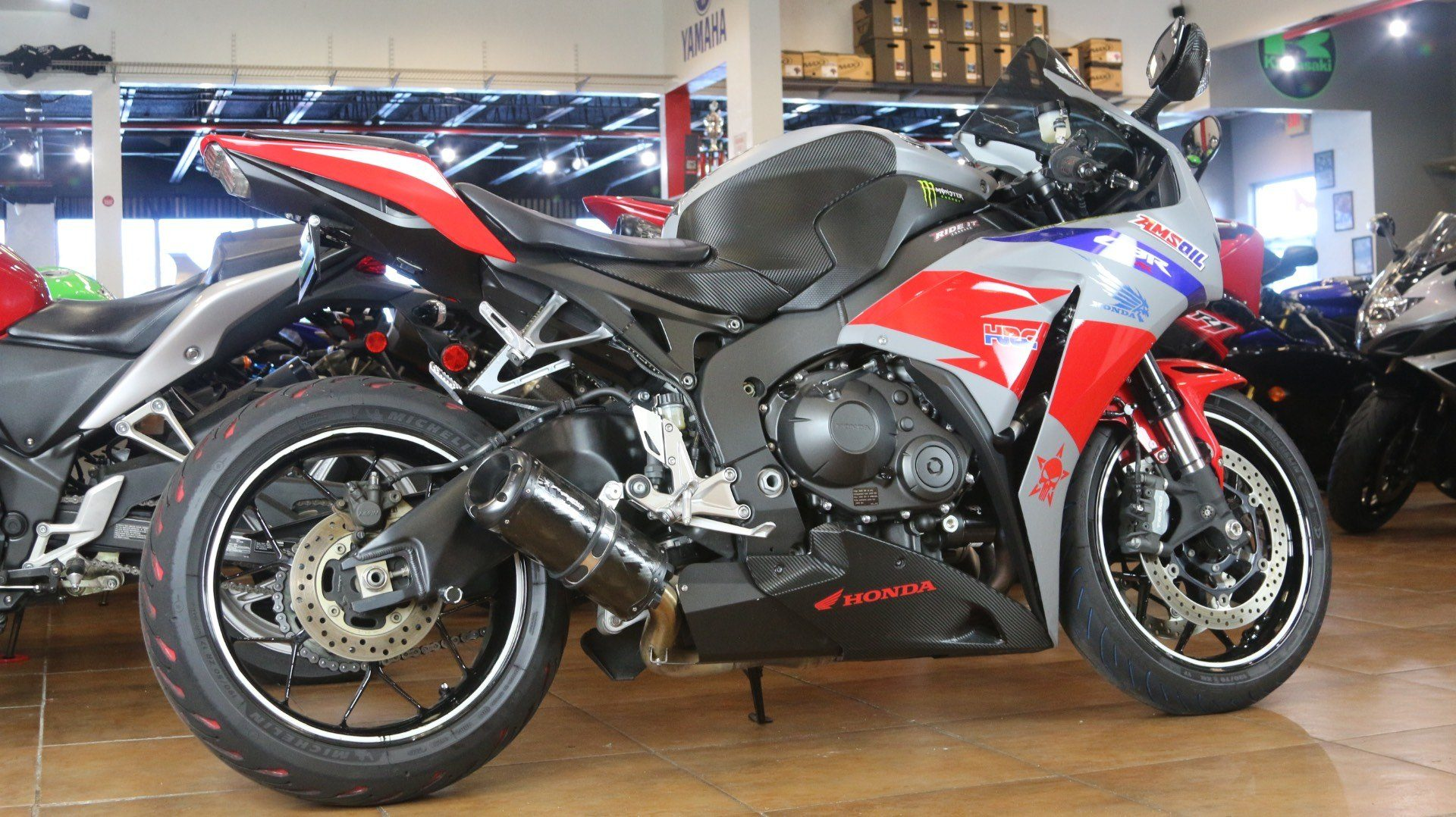 2015 Honda CBR®1000RR in Pinellas Park, Florida - Photo 3