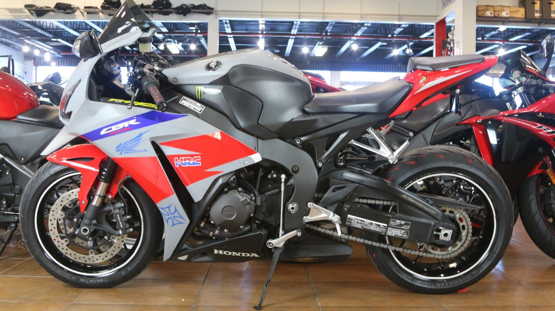 2015 Honda CBR®1000RR in Pinellas Park, Florida - Photo 10