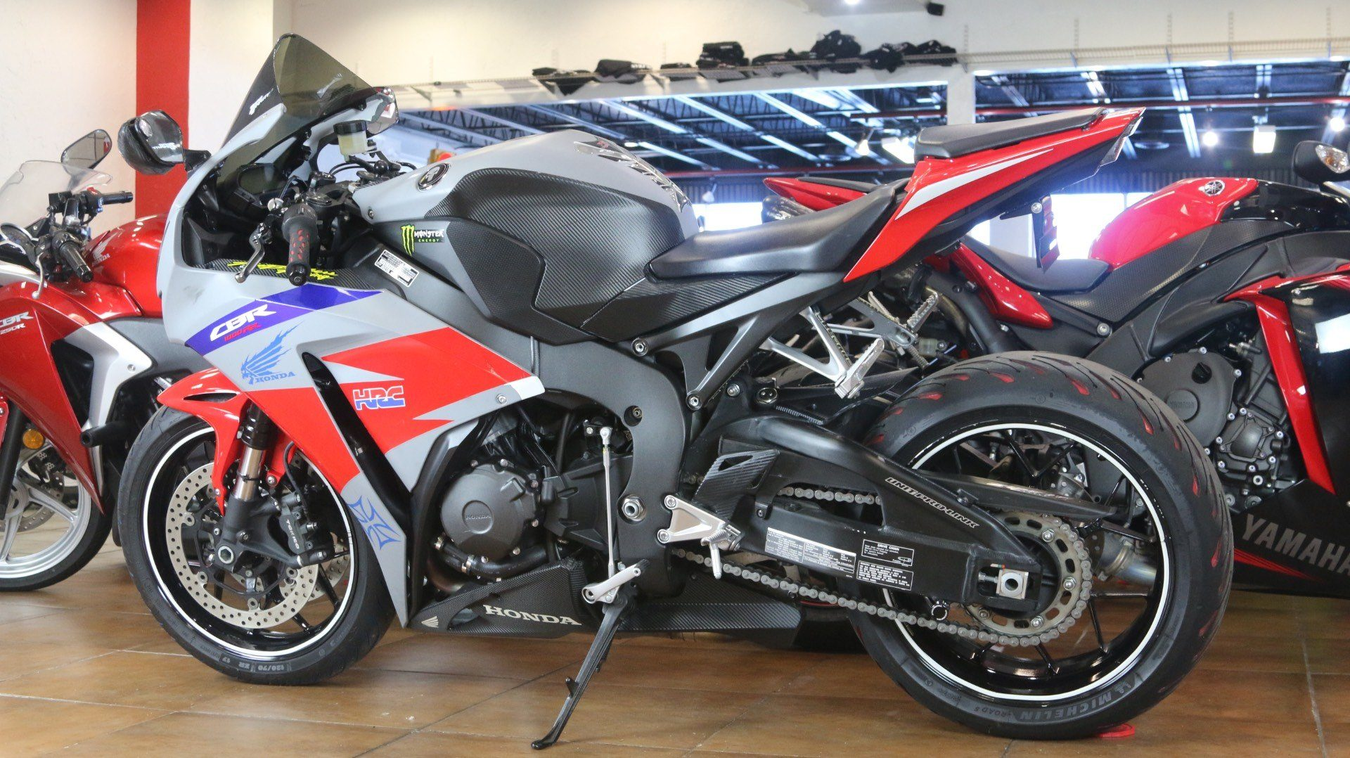 2015 Honda CBR®1000RR in Pinellas Park, Florida - Photo 12