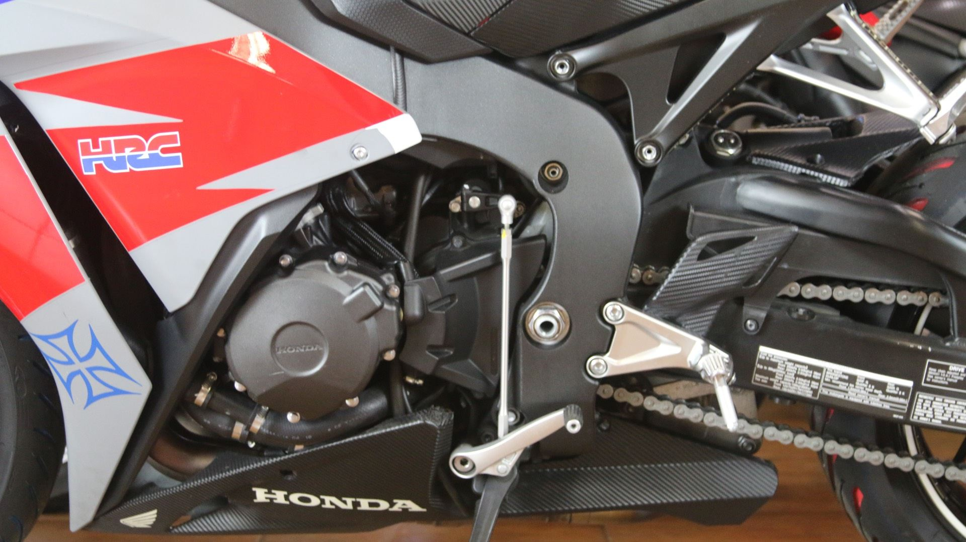 2015 Honda CBR®1000RR in Pinellas Park, Florida - Photo 14