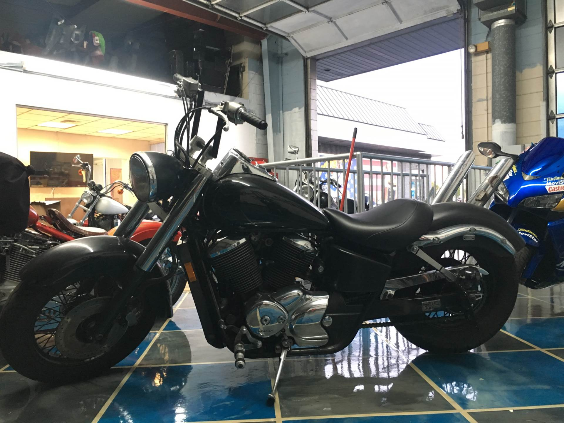 2002 Honda Shadow Ace 750 Deluxe in Pinellas Park, Florida