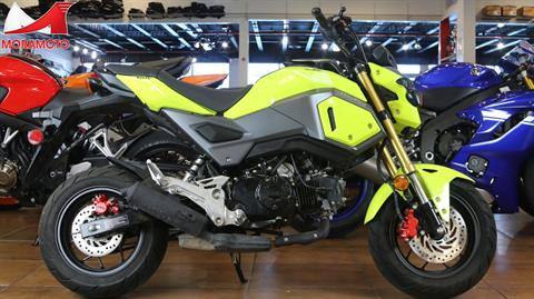 2018 Honda Grom in Pinellas Park, Florida