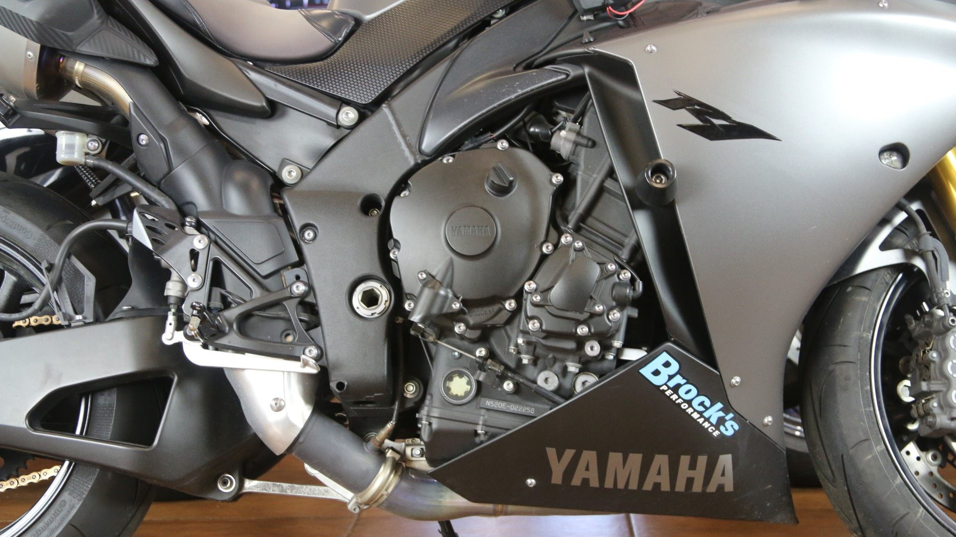 2014 Yamaha YZF-R1 in Pinellas Park, Florida - Photo 5