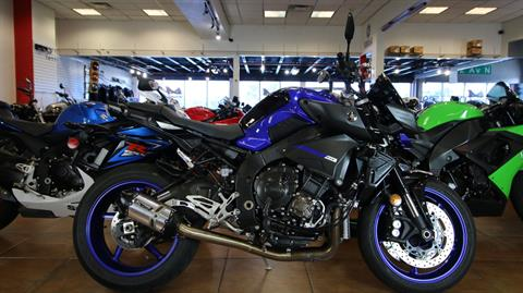 2018 Yamaha MT-10 in Pinellas Park, Florida - Photo 1