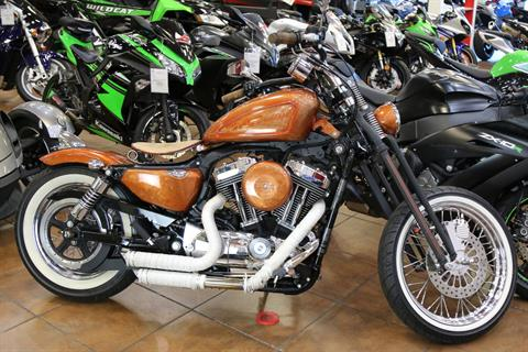 2013 Harley-Davidson Sportster® 1200 Custom in Pinellas Park, Florida