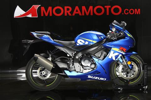 2015 Suzuki GSX-R600 in Pinellas Park, Florida