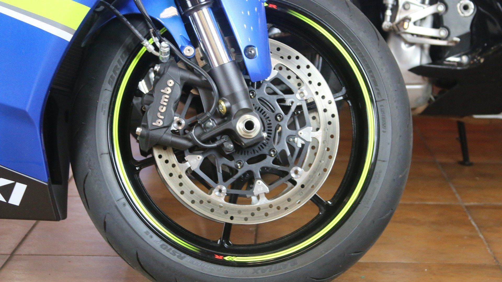 2017 Suzuki GSX-R1000 ABS in Pinellas Park, Florida - Photo 4