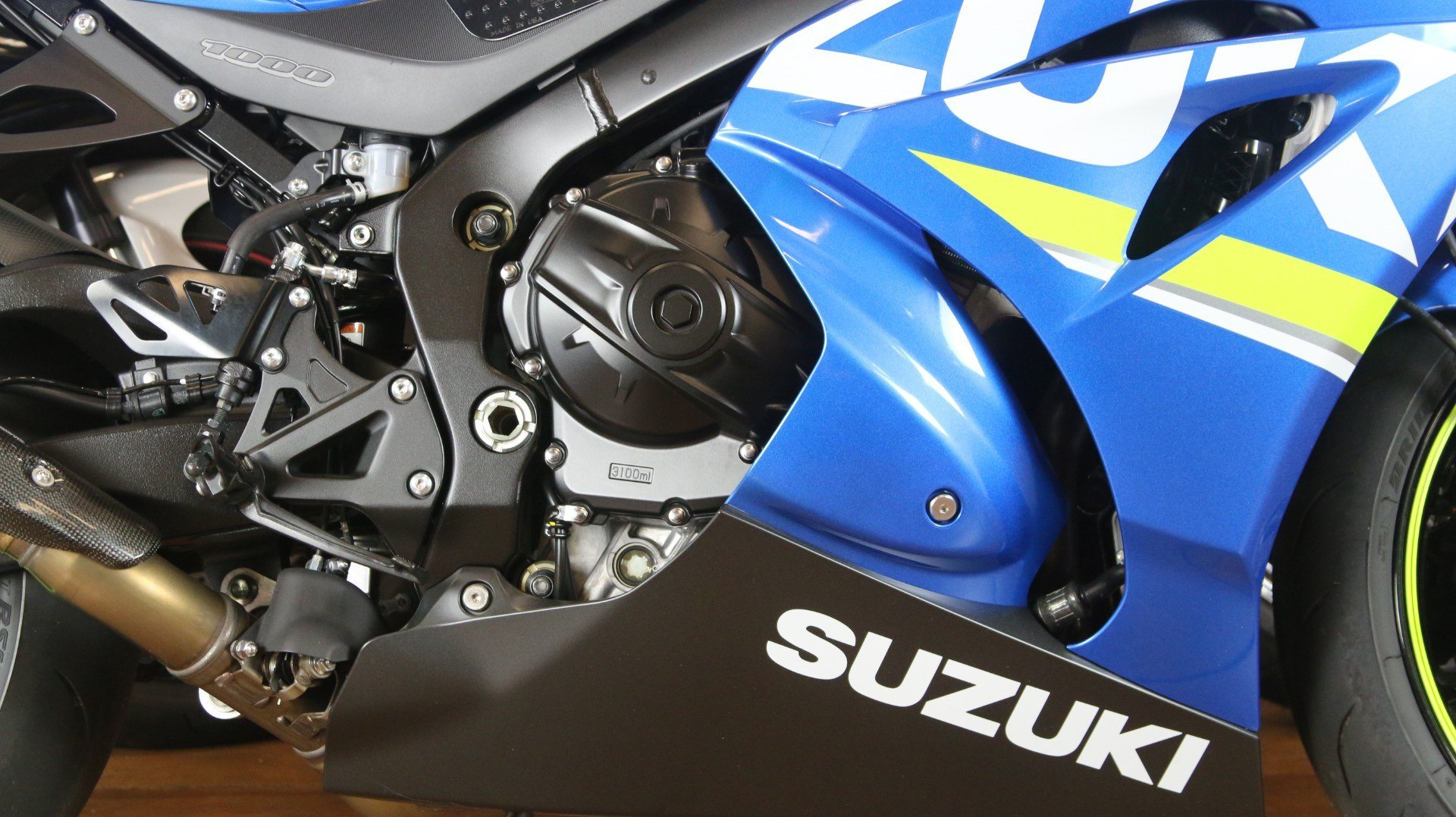2017 Suzuki GSX-R1000 ABS in Pinellas Park, Florida - Photo 5