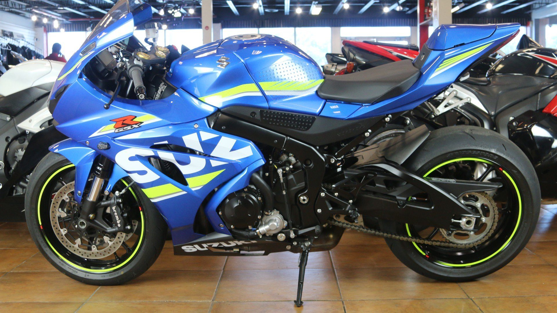 2017 Suzuki GSX-R1000 ABS in Pinellas Park, Florida - Photo 10