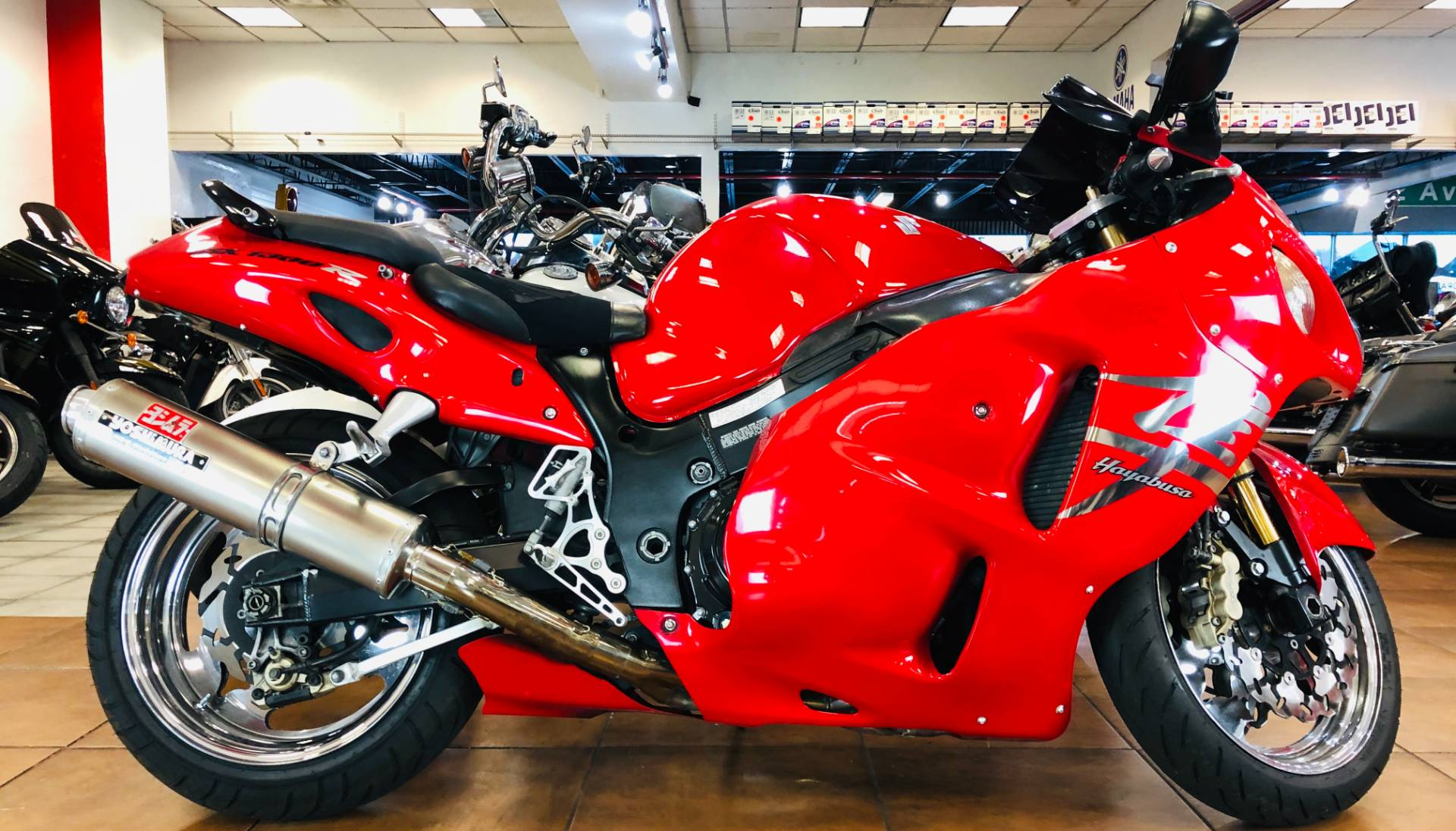 2004 Suzuki GSX1300R Hayabusa in Pinellas Park, Florida - Photo 1
