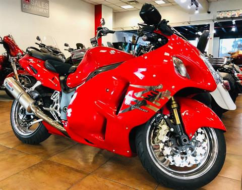 2004 Suzuki GSX1300R Hayabusa in Pinellas Park, Florida - Photo 3