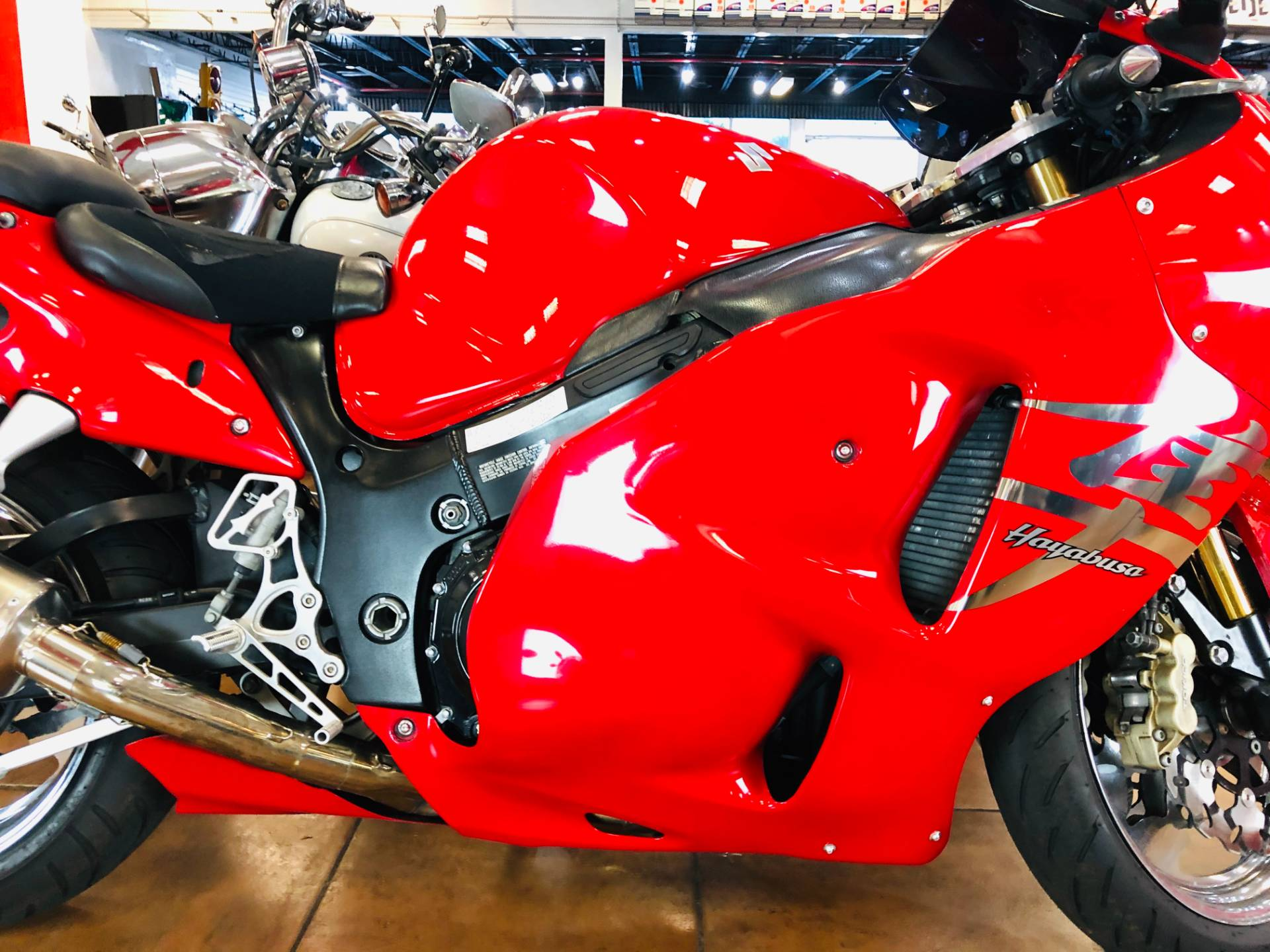 2004 Suzuki GSX1300R Hayabusa in Pinellas Park, Florida - Photo 6