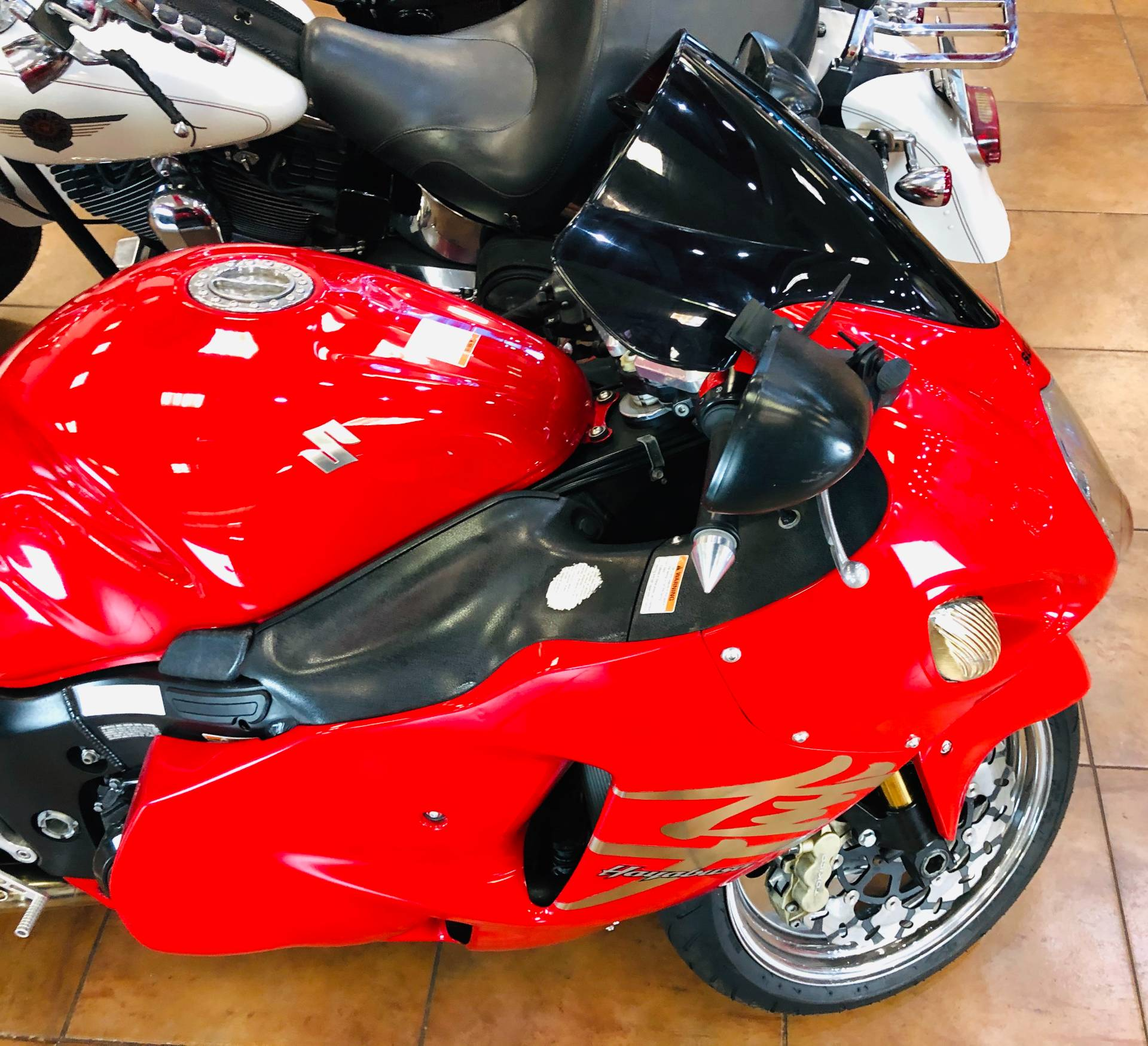 2004 Suzuki GSX1300R Hayabusa in Pinellas Park, Florida - Photo 8
