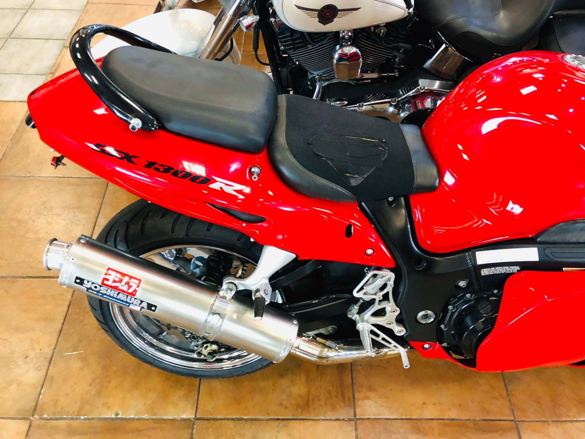 2004 Suzuki GSX1300R Hayabusa in Pinellas Park, Florida - Photo 10