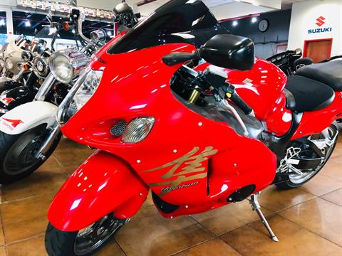 2004 Suzuki GSX1300R Hayabusa in Pinellas Park, Florida - Photo 13