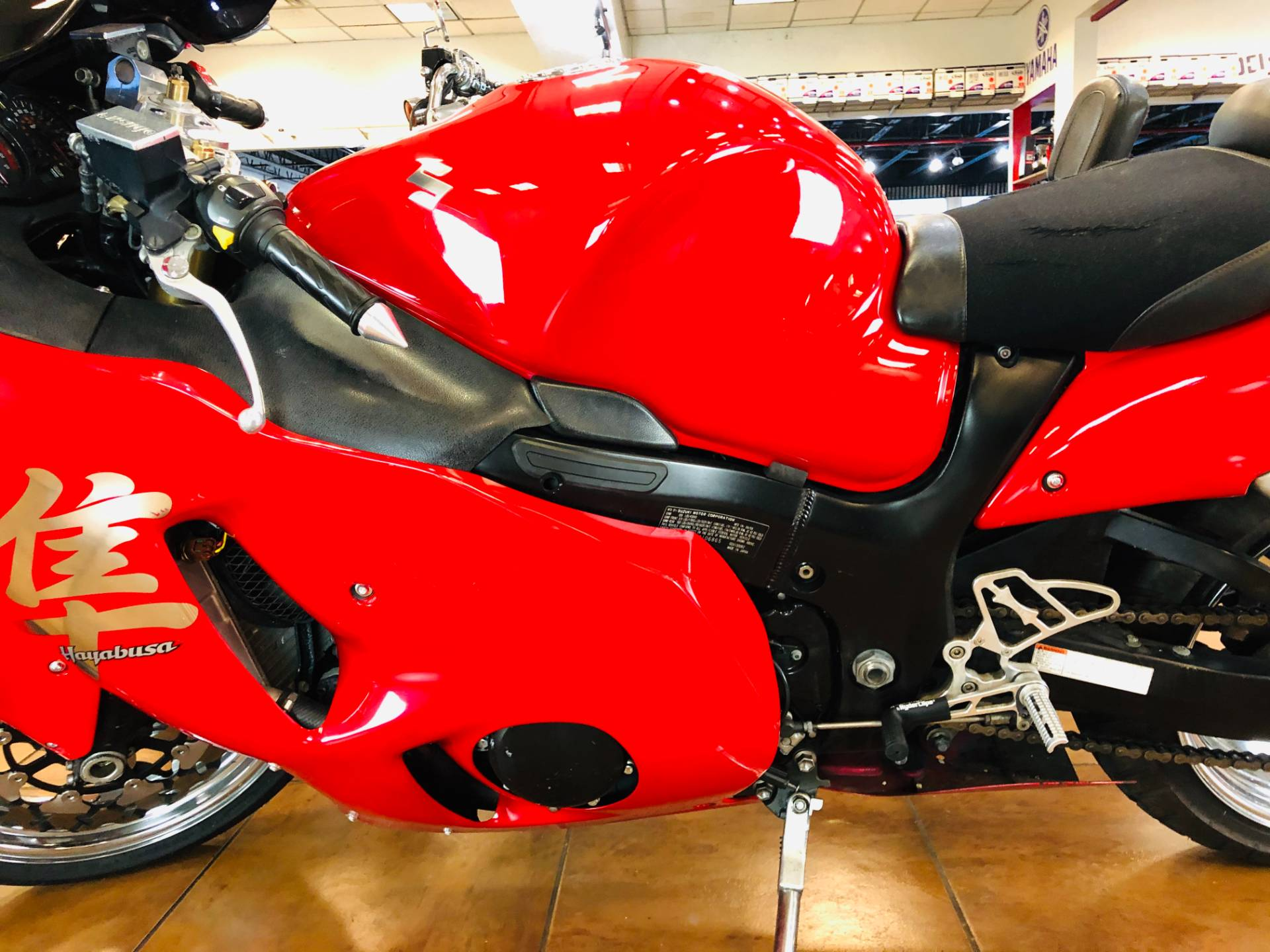 2004 Suzuki GSX1300R Hayabusa in Pinellas Park, Florida - Photo 14