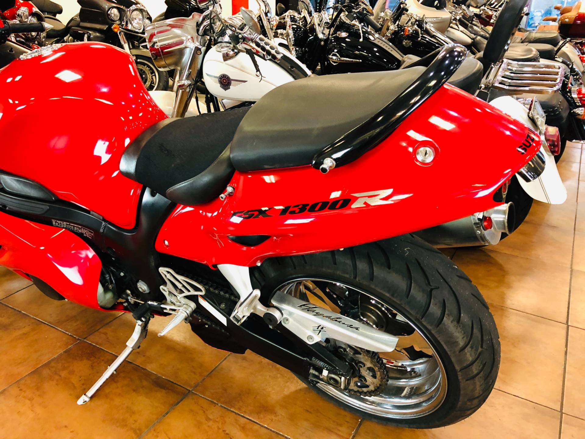 2004 Suzuki GSX1300R Hayabusa in Pinellas Park, Florida - Photo 15