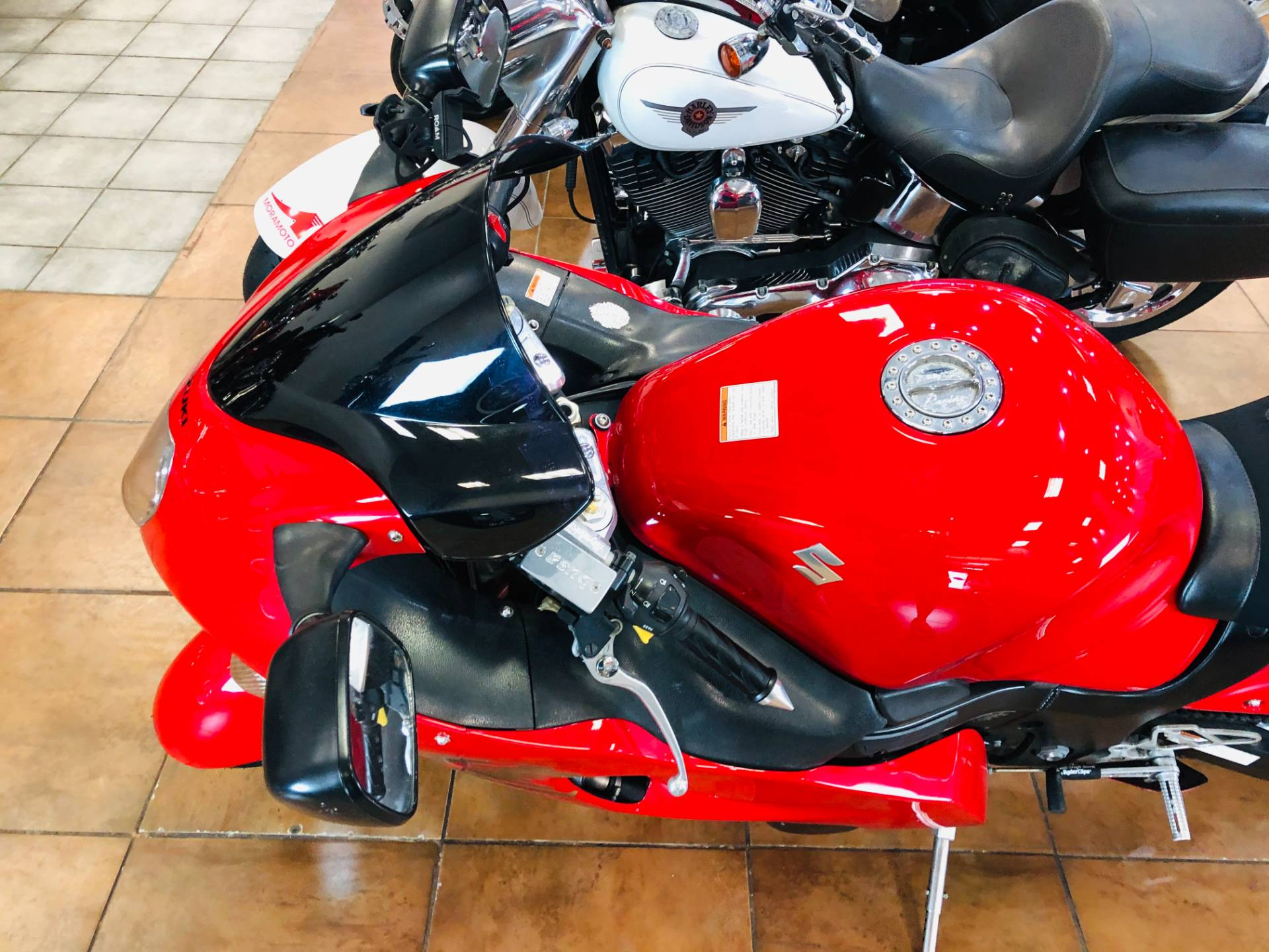 2004 Suzuki GSX1300R Hayabusa in Pinellas Park, Florida - Photo 16