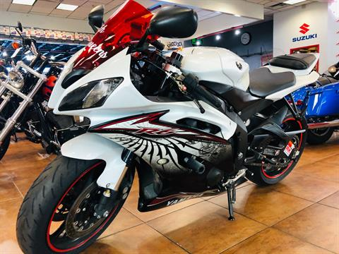 2012 Yamaha YZF-R6 World GP 50th Anniversary Edition in Pinellas Park, Florida - Photo 11