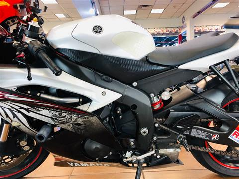 2012 Yamaha YZF-R6 World GP 50th Anniversary Edition in Pinellas Park, Florida - Photo 14