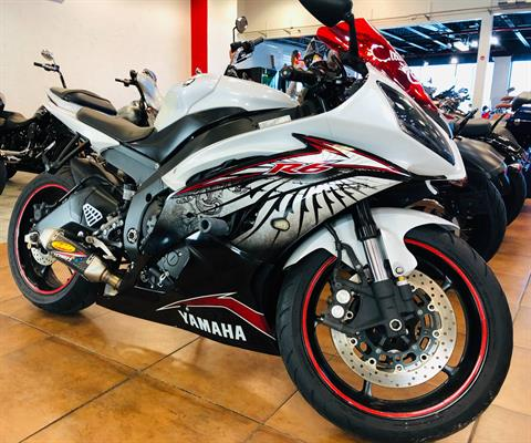 2012 Yamaha YZF-R6 World GP 50th Anniversary Edition in Pinellas Park, Florida - Photo 3