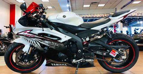 2012 Yamaha YZF-R6 World GP 50th Anniversary Edition in Pinellas Park, Florida - Photo 2