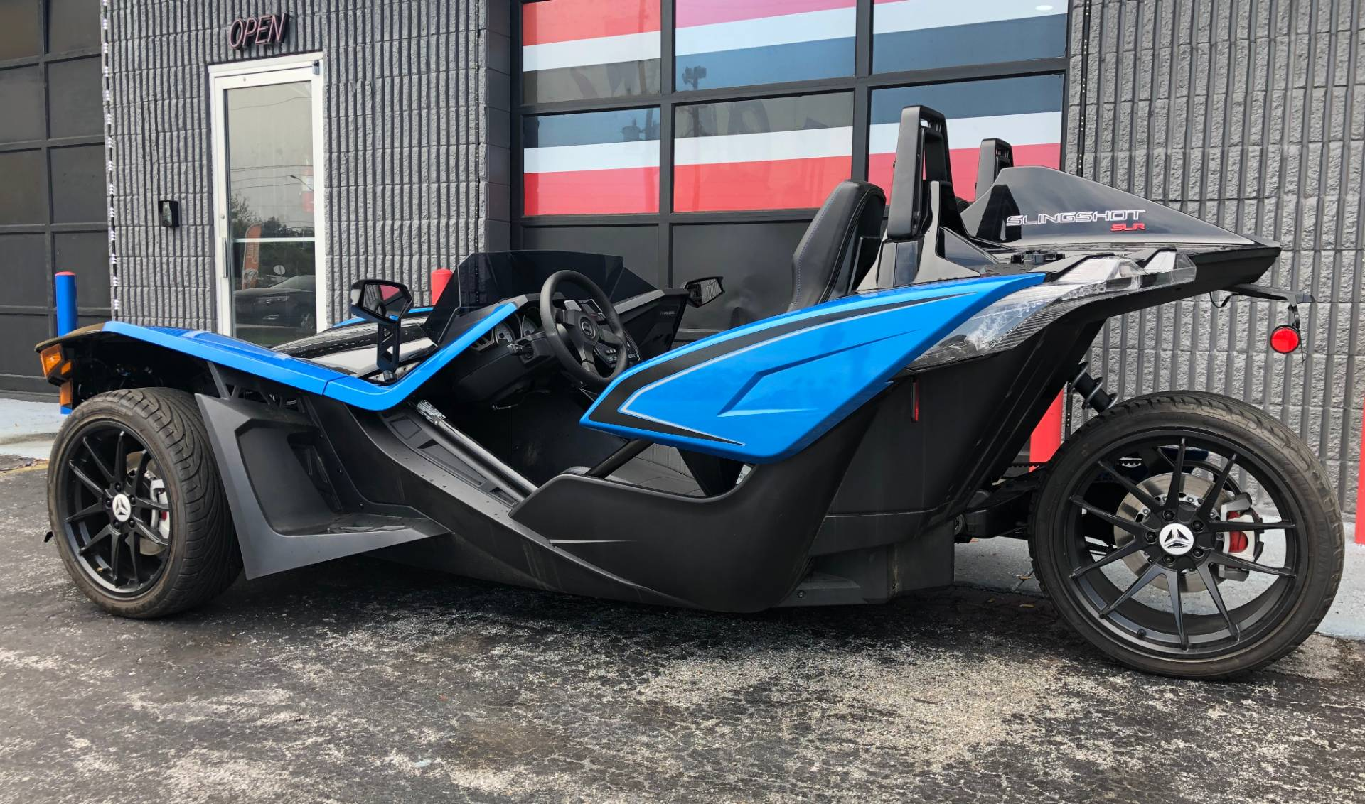 2018 Polaris Slingshot SLR in Pinellas Park, Florida - Photo 3