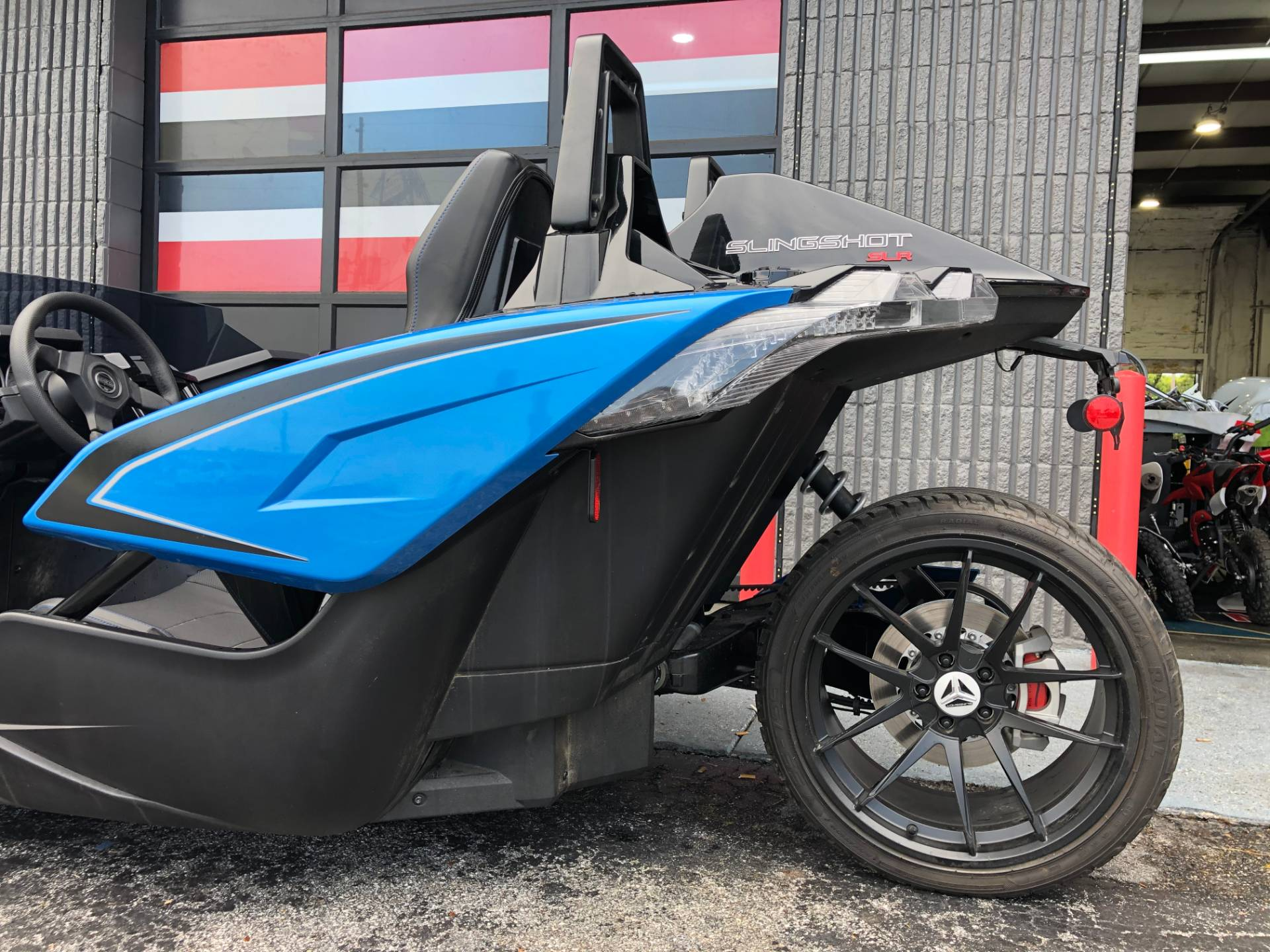 2018 Polaris Slingshot SLR in Pinellas Park, Florida - Photo 9
