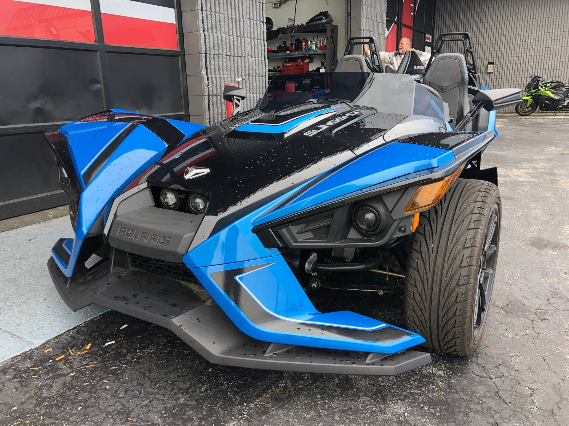 2018 Polaris Slingshot SLR in Pinellas Park, Florida - Photo 12