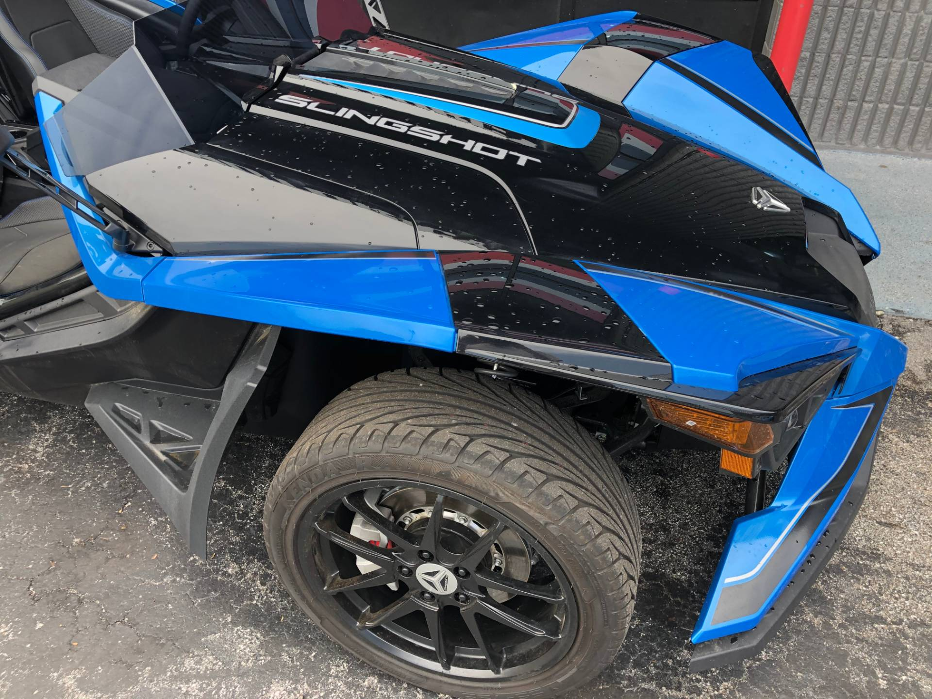 2018 Polaris Slingshot SLR in Pinellas Park, Florida - Photo 21