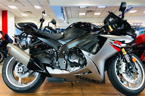 2018 Suzuki GSX-R750 in Pinellas Park, Florida - Photo 1