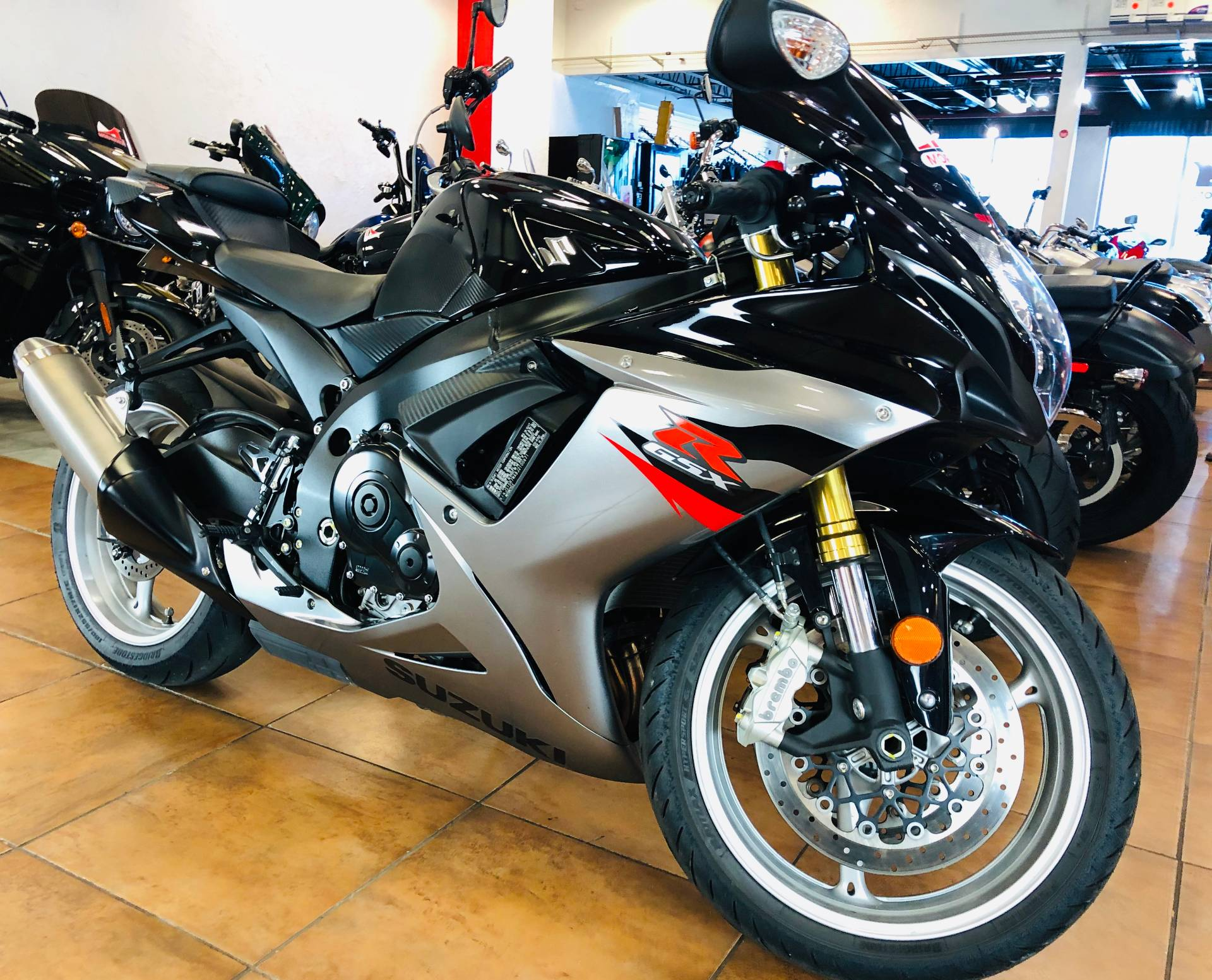 2018 Suzuki GSX-R750 in Pinellas Park, Florida - Photo 3
