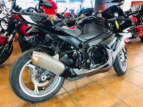 2018 Suzuki GSX-R750 in Pinellas Park, Florida - Photo 4