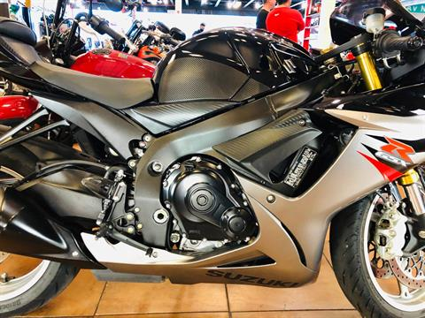 2018 Suzuki GSX-R750 in Pinellas Park, Florida - Photo 6