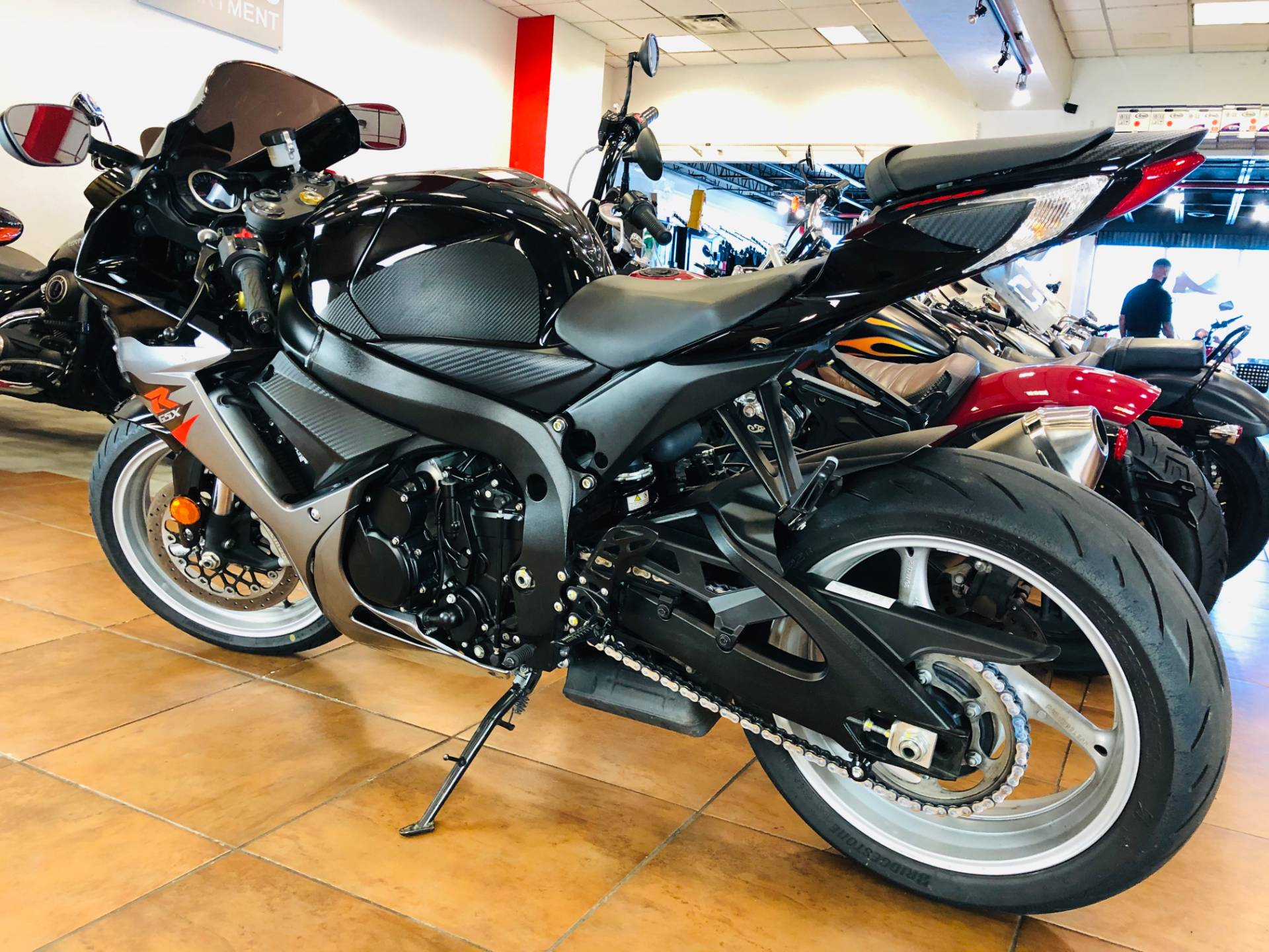 2018 Suzuki GSX-R750 in Pinellas Park, Florida - Photo 12