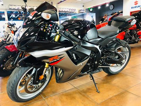 2018 Suzuki GSX-R750 in Pinellas Park, Florida - Photo 11