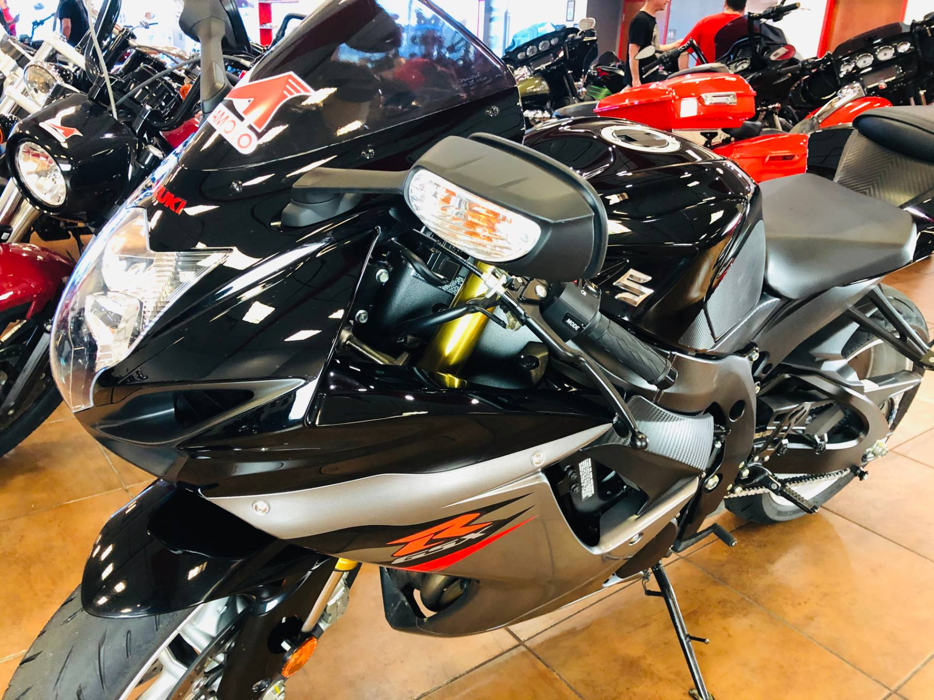 2018 Suzuki GSX-R750 in Pinellas Park, Florida - Photo 13
