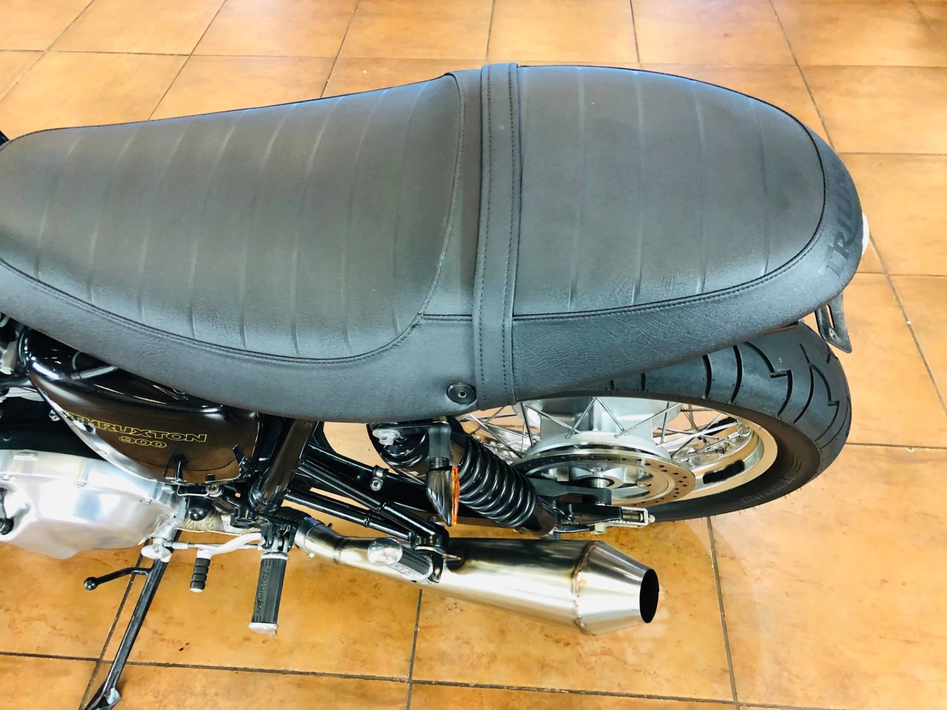 2014 Triumph Thruxton in Pinellas Park, Florida - Photo 18