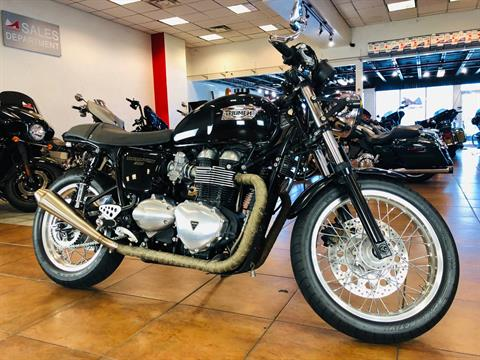 2014 Triumph Thruxton in Pinellas Park, Florida - Photo 3
