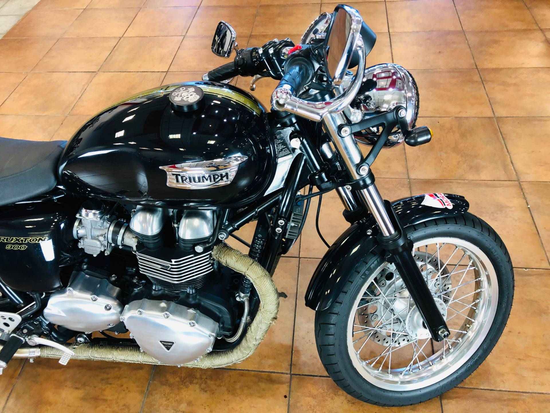 2014 Triumph Thruxton in Pinellas Park, Florida - Photo 8