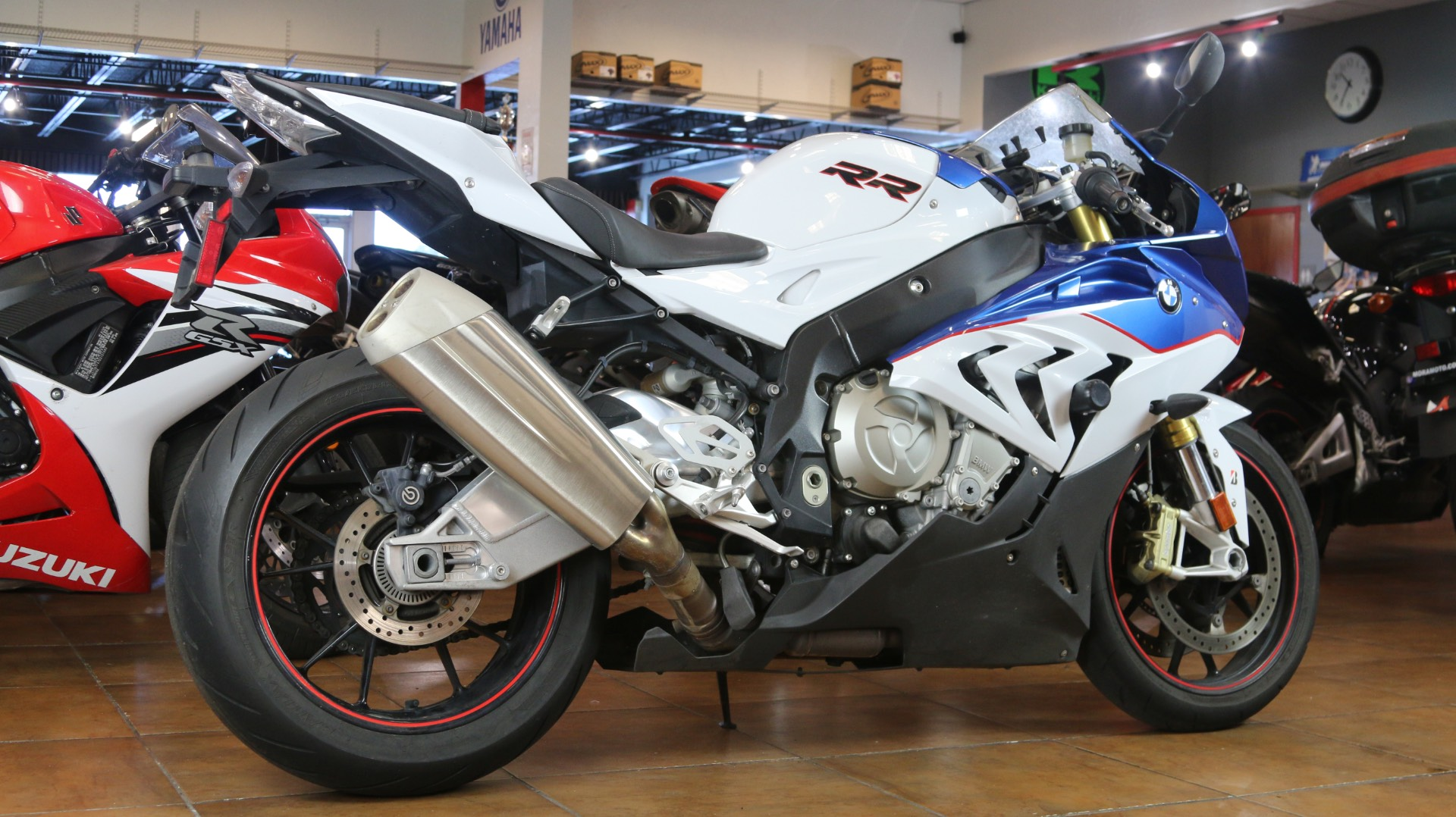 2016 BMW S 1000 RR in Pinellas Park, Florida - Photo 3